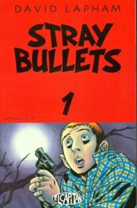 Stray Bullets #1 The Look of Love